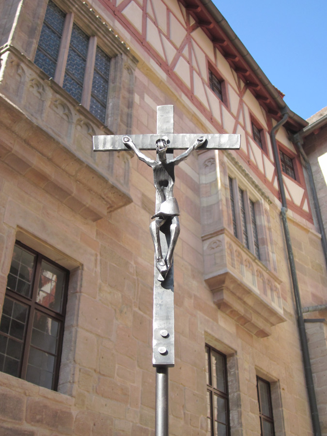 01 altarkreuz • burgkapelle cadolzburg