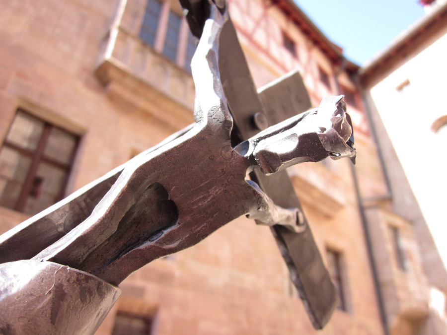 03 altarkreuz • burgkapelle cadolzburg
