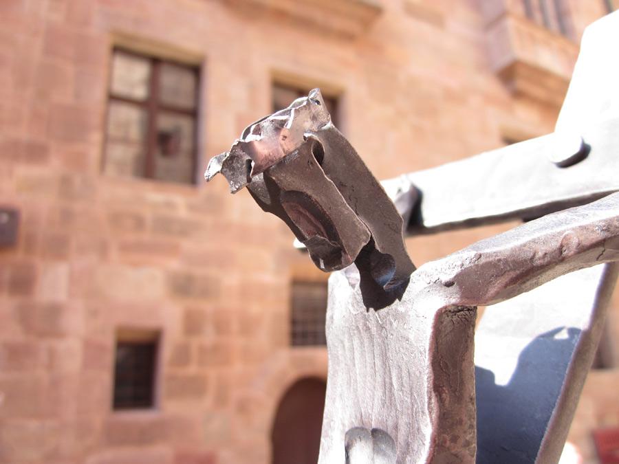 02 altarkreuz • burgkapelle cadolzburg