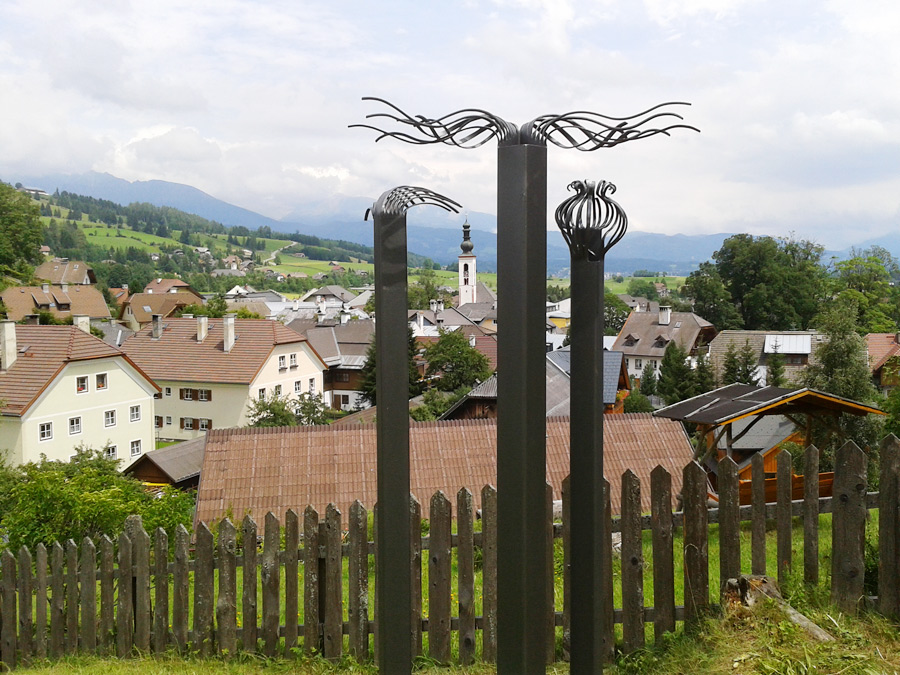24 stelen maulaffen • mauterndorf