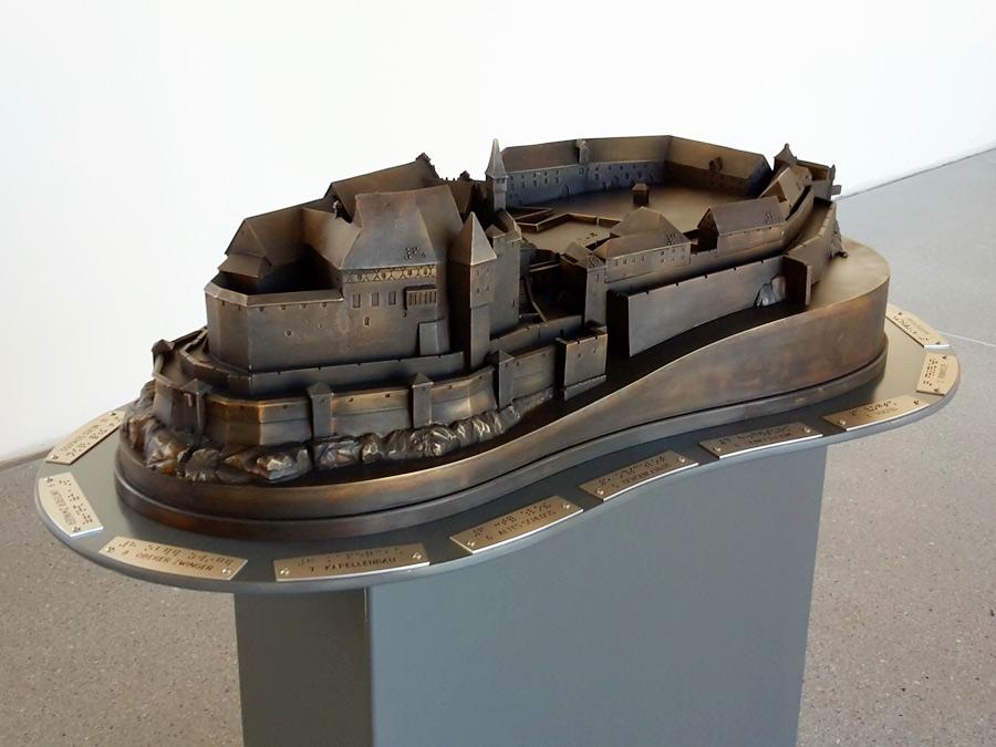 61 tastmodell • erlebnismuseum cadolzburg