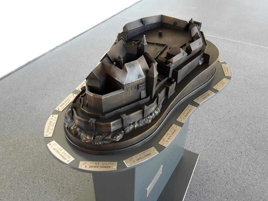 62 tastmodell • erlebnismuseum cadolzburg